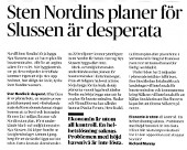Murray mot Nordin